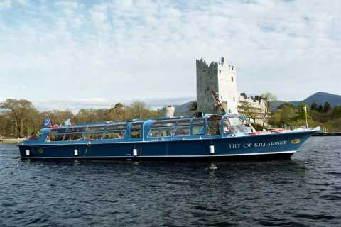 Killarney: Combination Jaunting Car & Lake Cruise Tour