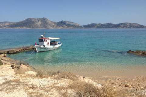Koufonissi Islands Full-Day Boat Trip from Naxos