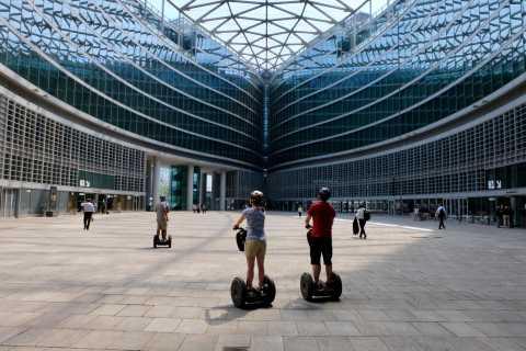 Milan: 2-Hours Segway Tour including Brera & Skyline Views