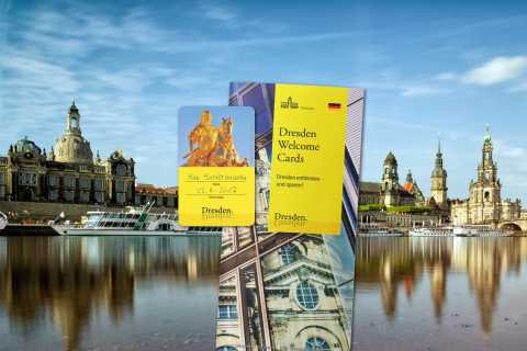 Dresden: Welcome Card with Museum Entrance and Discounts