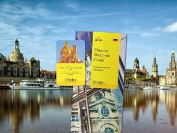 Dresden: Welcome Card mit Museum-Eintritt und Rabatte