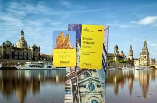 Dresden: City Card für 1 - 3 Tage