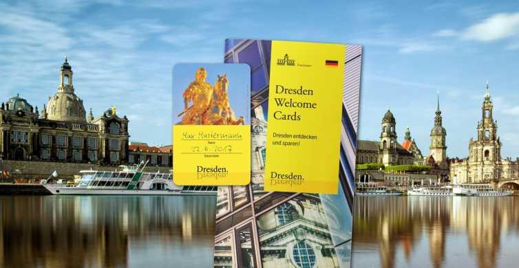 Dresden City Card de 1-3 días