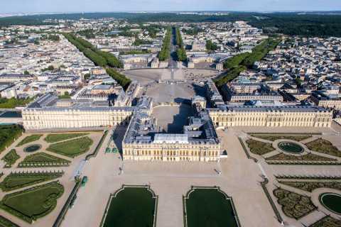 Ganztägiger privater Besuch in Versailles mit Transfer