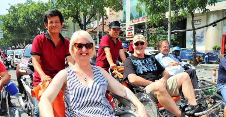 Lonely Planet Experiences: Ho Chi Minh Cyclos & Markets Tour