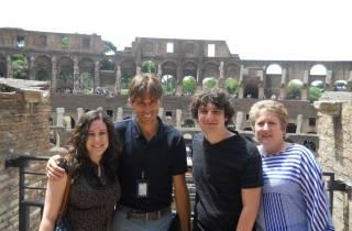 Rundgang durch das antike Rom