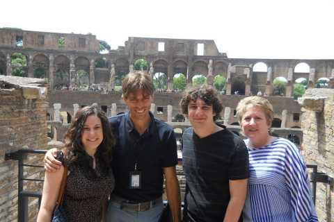 Walking Tour of Ancient Rome
