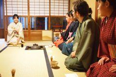Kyoto: 45 minutos de cerimônia de chá