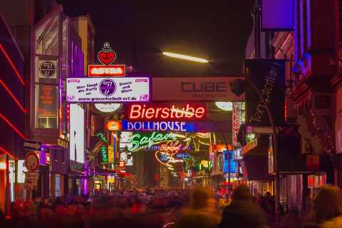 Reeperbahn Tour: Sex, Sin, Parties, and Crime