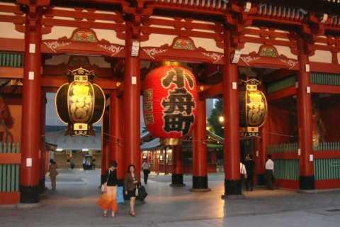 Asakusa: Tokyo's #1 Family Food Tour