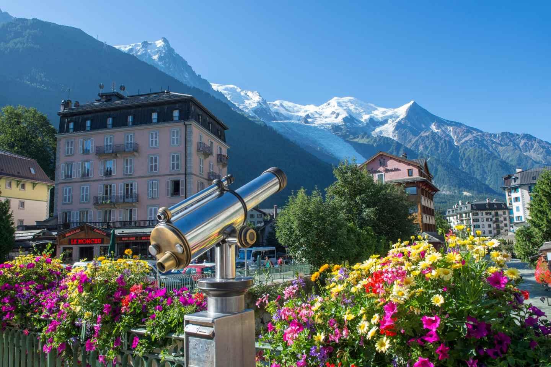 Tagesausflug nach Chamonix und Yvoire Medieval Village