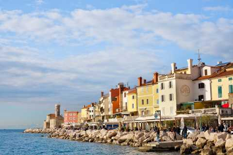 Piran and Slovenia Coast Tour from Trieste