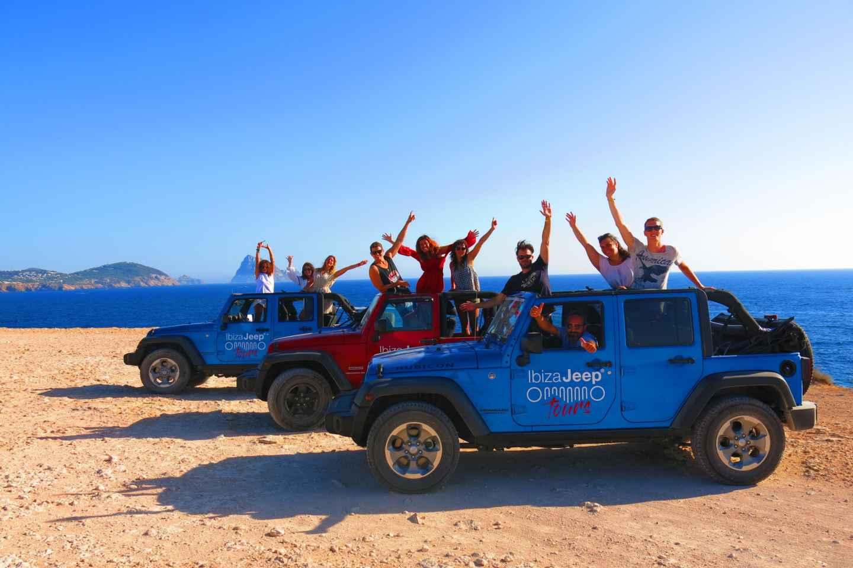 Ibiza: Tagestour im Jeep