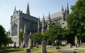 St Patrick's Cathedral: Self-Guided Cathedral Admission