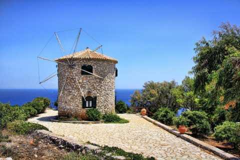 Zakynthos: Full-Day Island Tour by Minibus