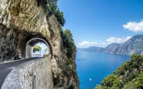 From Naples: Sorrento, Positano and Amalfi Full-Day Tour