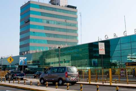 Lima: traslados entre aeropuerto y hotel