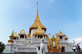 Tempel-Privattour: Wat Pho, Wat Traimit & Wat Benchamabophit