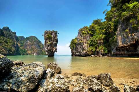 Phuket: James Bond Island Tour by Big Boat & Sea Canoe