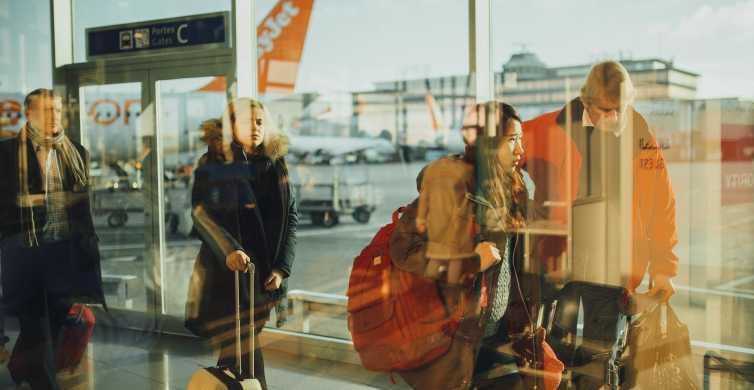 Buffalo Flughafen nach Niagara Ontario One-Way Shared Transfer