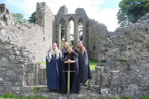 Vanuit Belfast: Game of Thrones Winterfell Tour