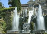 Rom: Halbtägige Villa d'Este & Hadrians Villa Group Tour