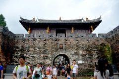 Excursão de um dia para Dapeng Fortress e Jiaochangwei Seashore