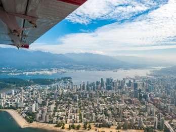 Vancouver: Panorama-Tour mit dem Wasserflugzeug