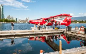 Classic Vancouver Panorama Tour by Seaplane