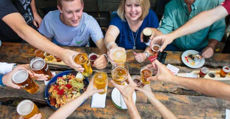 Toronto: Craft Beer, History and Culture Tour (Small Group)