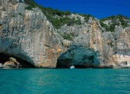 Ab Cagliari: Tagestour Bucht Cala Luna & Bue Marino-Grotten