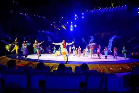 Guangzhou Chimelong International Circus Evening Tour