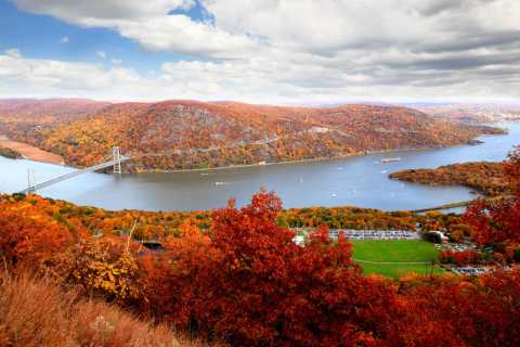 Hudson Valley Fall Foliage Shared Helicopter Tour