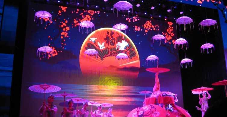 Beijing: Acrobatic Show Night Tour w/ Transfer