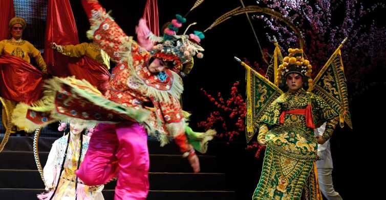 Beijing: Peking Opera Night Tour w/ Transfer