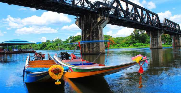 From Bangkok: Kanchanaburi Highlights 1-Day Small Group Tour