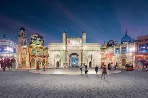 Bollywood Parks Dubai: 1-Day 1-Park Admission