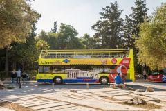 Atenas, Pireu, Riviera e Praias: Ônibus Hop-On Hop-Off