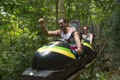 Ingresso Mystic Mountain Jamaica com Passeio de Trenó