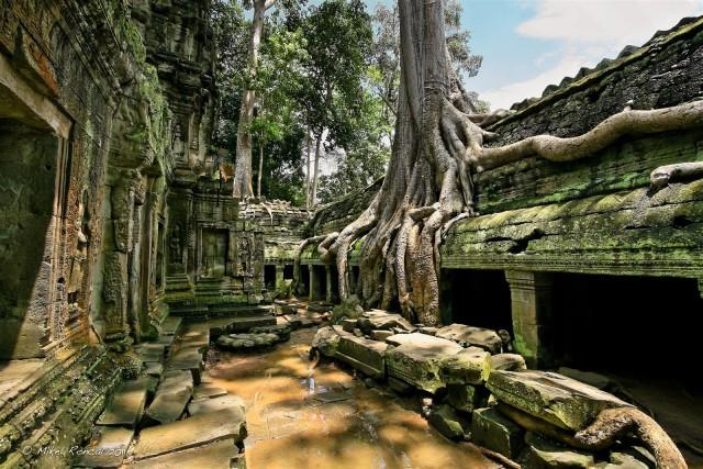 Angkor Temple & Tonle Sap Lake Intimate Guided Tour
