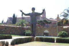 De Joanesburgo: Tour a Pretória, Soweto e Museu do Apartheid