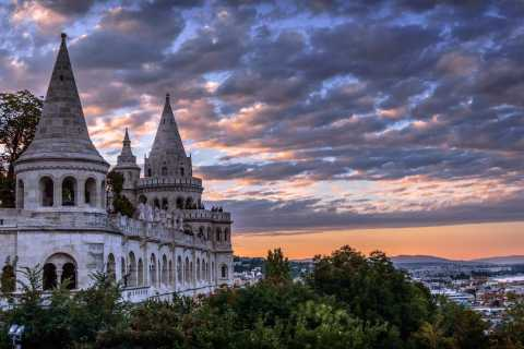 Budapest in a Day Private Luxury Sightseeing Tour