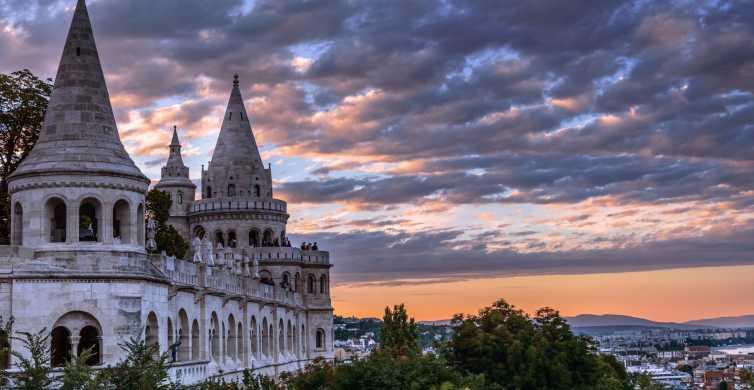 Excursão turística de luxo em Budapeste em um dia