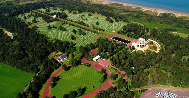 Normandy Tour of D-Day Landing Beaches & Museum Tickets