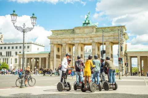 Det bästa av Berlin: Guidad Segwaytur
