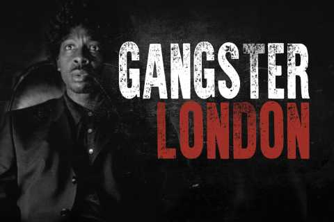 Gangster London Walking Tour with Actor Vas Blackwood