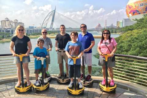 Putrajaya City in the Garden Exploration Segway Tour