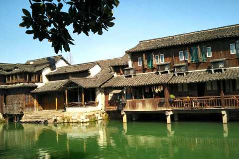 Private Wuzhen Water Town Tour with Chinese Foot Massage