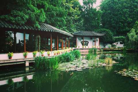 Hangzhou Private Half–Day Tea and Gardens Tour