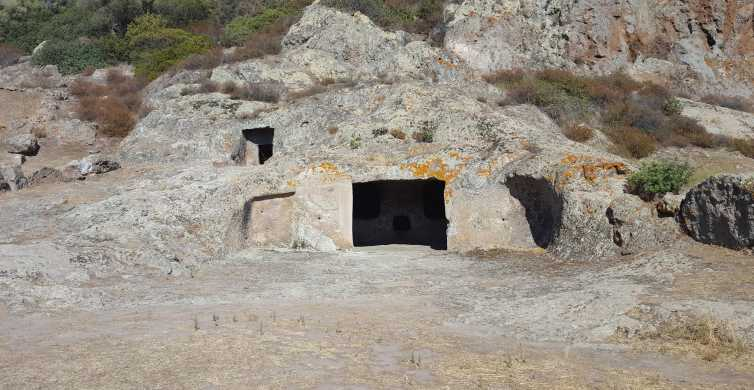 From Cagliari: Full-Day Tour of Prehistoric Sardinian